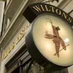 Wiltons Restaurant, London