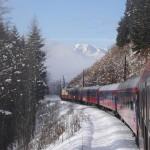 Sleeper Train To Austria. More Ski, Less Carbon