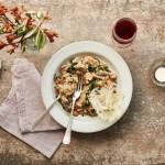Mushroom feast at Carluccio's