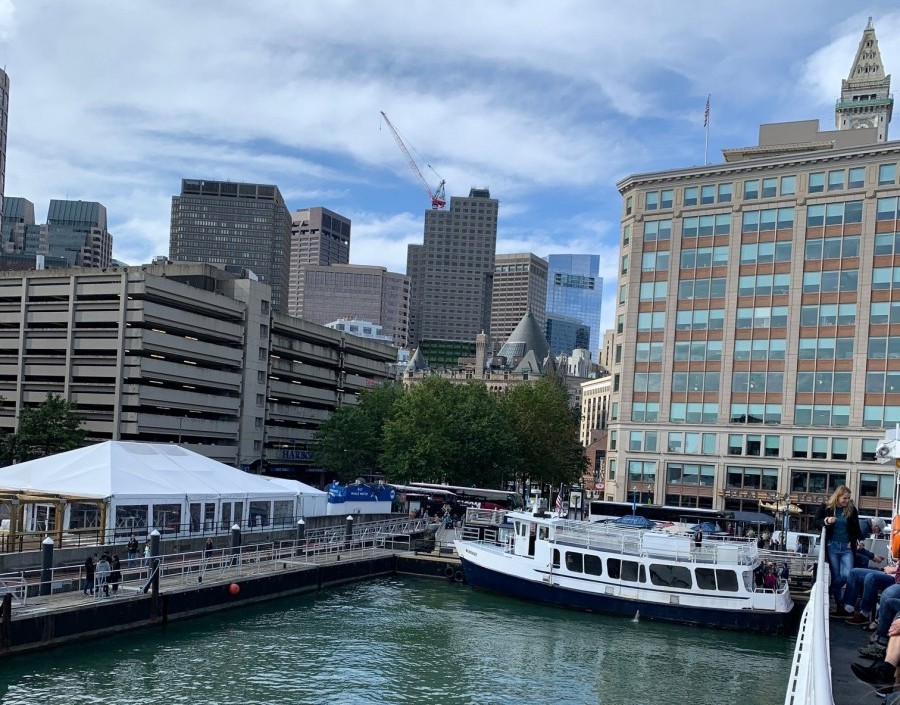 Reviewed Boston Harbor Hotel Tripreporter
