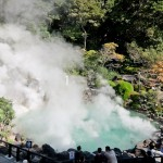 Getting into Hot Water in Kyushu Japan