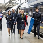 Eurostar launches direct rail link to Amsterdam and Rotterdam from London