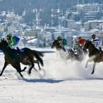 White Turf, St. Moritz Switzerland